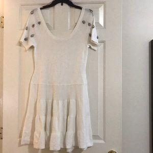 Victoria's Secret Short sleeve sweater dress, M